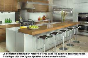 cuisine de design contemporain et r 233 novation