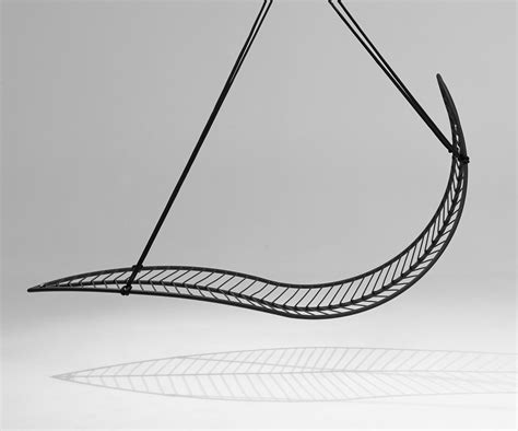 Leaf Chair Swing by Leaf Hanging Swing Chair Garden Chairs From Studio