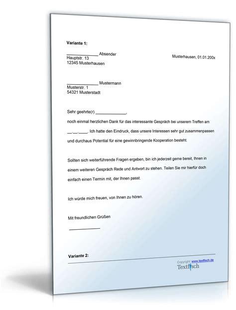 Muster Einladung Treffen Follow Up Schreiben Nach Treffen Vorlage Zum