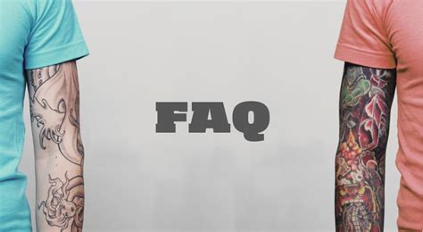 faq tattoo questions faq frequently asked questions