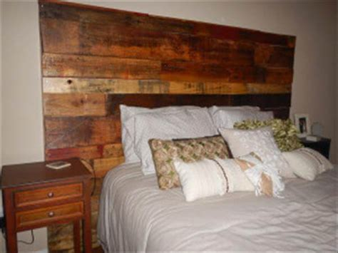 how to make a wood pallet headboard diy wood pallet headboard instructions pallet furniture diy