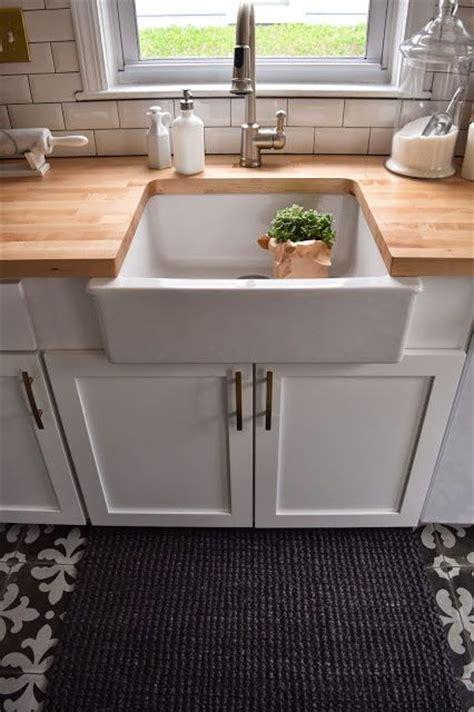 Butcher Block Countertops Undermount Sink by Farmers Sink Butcher Blocks And Butcher Block Counters On