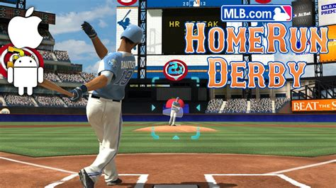 mlb home run derby review ios android
