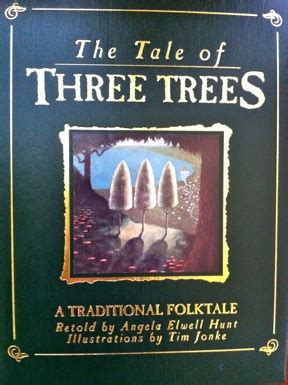 the tale of three trees lesson