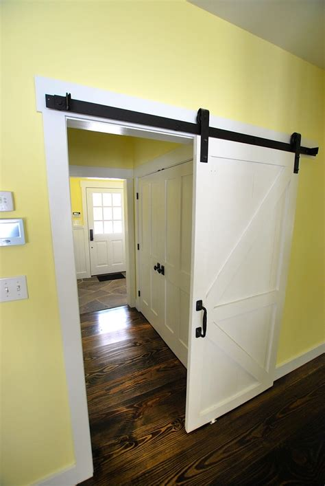 17 Best Images About Under The Stairs On Pinterest Real Sliding Barn Doors