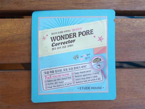 Harga Etude House Pore Corrector sle sundays etude house pore corrector review