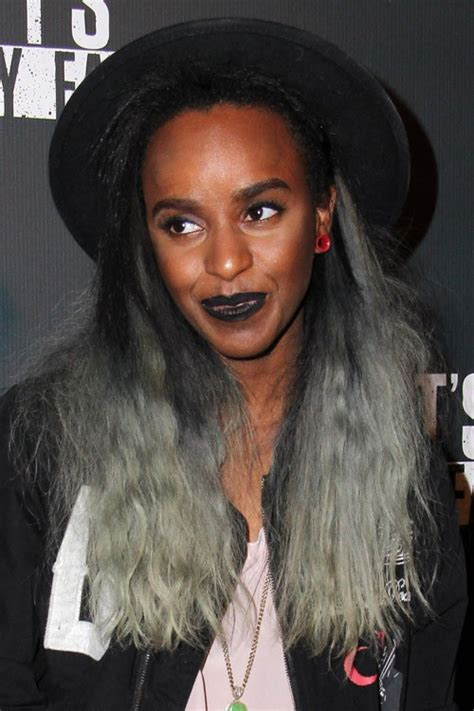 haircuts etc newton ma angel haze wavy black ombr 233 two tone hairstyle steal