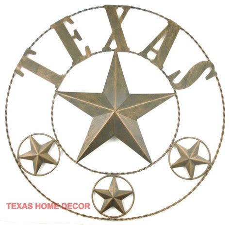 12 quot rustic metal barn star brushed copper texas tin wall 21 best images about metal barn stars on pinterest