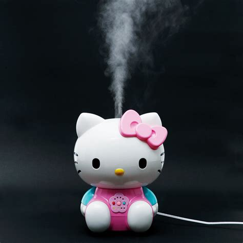 Home Decor Fabric Online Australia by Hello Kitty Ultrasonic Humidifier Pink Sanrio Japan In A Box