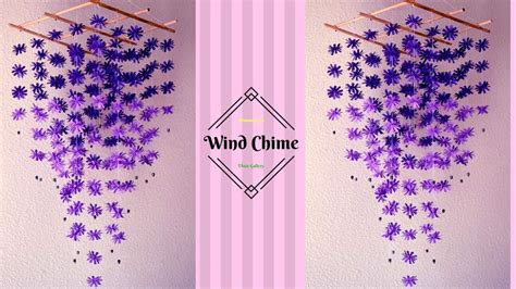 How To Make A Windmill Out Of Paper - how to make wind chimes out of paper make wind chimes