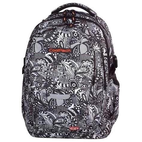 Cp Lace plecak szkolny coolpack factor black lace dla dziewczyny