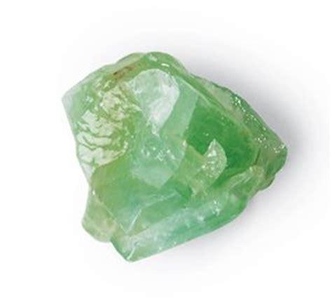 calcite green w/ bag & tag