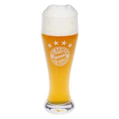 fc bayern muenchen bierglas logo  liter bierglas real