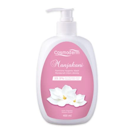 Facetwoface Feminine Hygiene With Manjakani Cosmoderm Manjakani Hygiene Wash Reviews