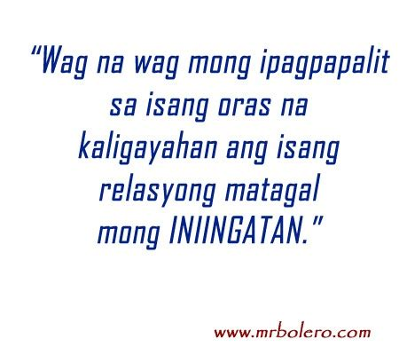 quotes about love tagalog patama quotes about love tagalog patama quotesgram
