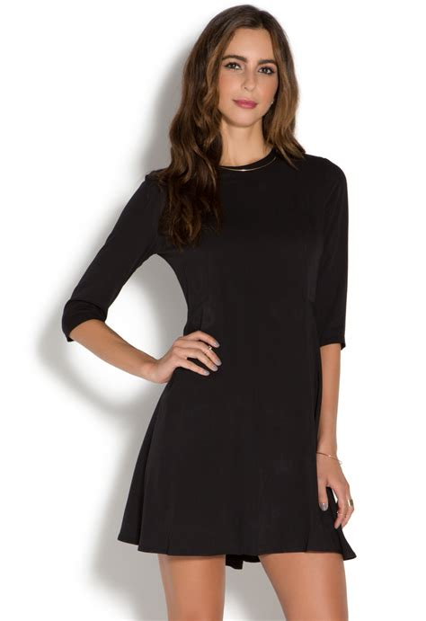 trapeze swing dress trapeze swing dress shoedazzle