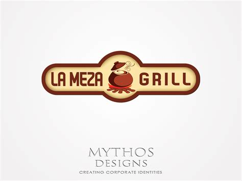 design logo resto logo design contests 187 inspiring logo design for la meza