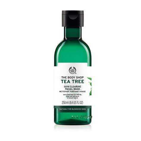 tea tree wash 250ml the shop tea tree wash 250 ml mart and mart