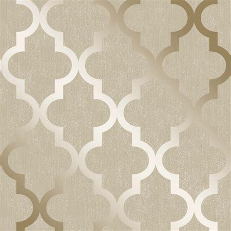 cream gold wallpaper uk henderson interiors camden trellis wallpaper cream gold