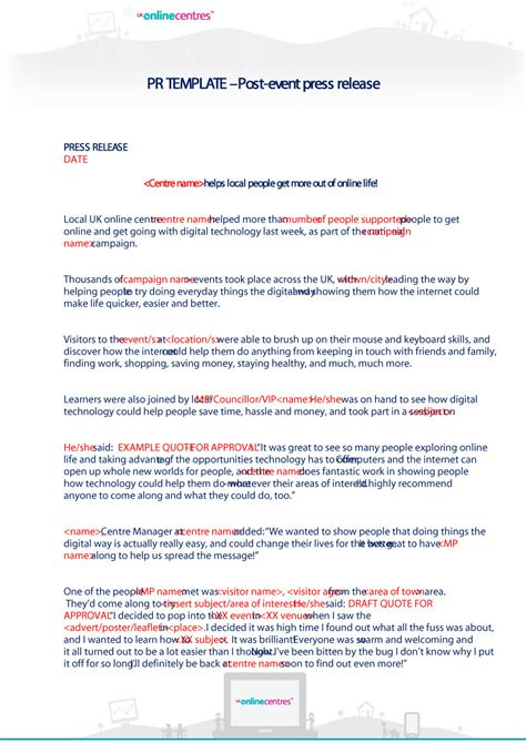 uk press release template 47 free press release format templates exles sles