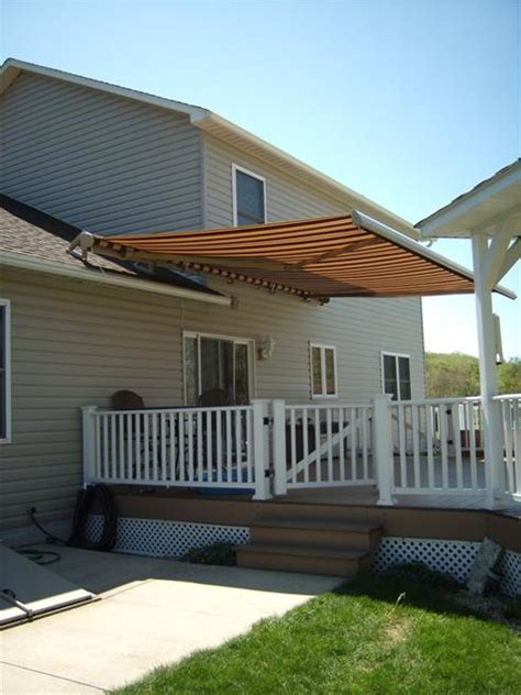 retractable awning installation awning portfolio