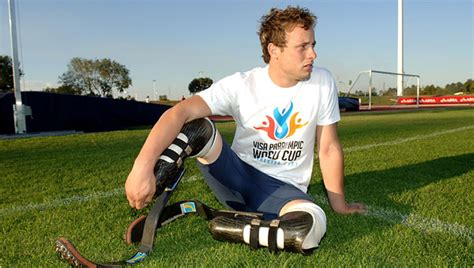 below knee utation an sprinter is he disabled or abled the