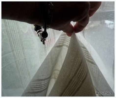 comment raccourcir des rideaux comment raccourcir des rideaux sans couture