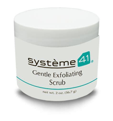 Gentle Exfoliating Scrub systeme 41 gentle exfoliating scrub resurface revitalize skin care dr janet zand