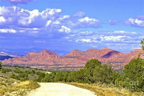 Landscape Utah Utah Landscape Digital By Amnon Suodai