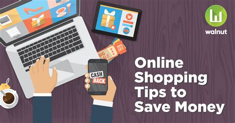 How To Make Money Shopping Online - online shopping tips to save money