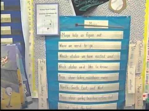 first grade work stations youtube