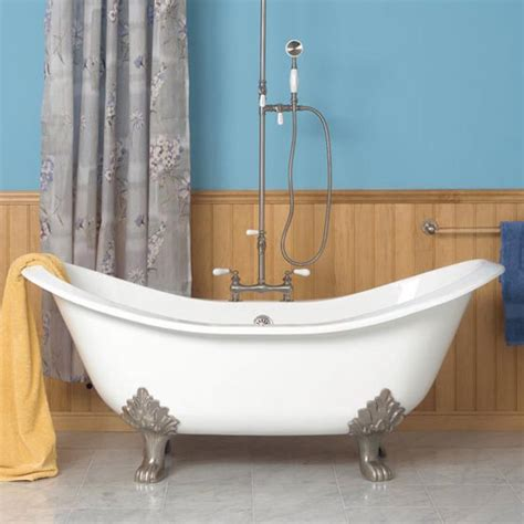 54 in bathtub claw foot bathtub 54 inch bathtub cast iron inspiration