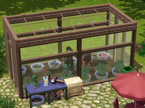 Sims 4 Wintergarten by Sunset Valley Altstadtviertel Gr 252 Nrode Simension