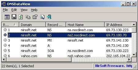dns lookup tool  windows nslookup  gui