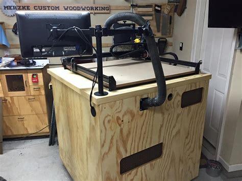 carve cnc machine workstation  mike merzke
