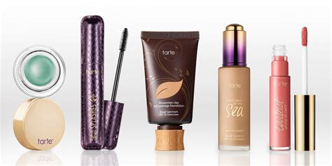 Makeup Tarte 10 best tarte cosmetics 2018 tarte makeup and skincare products