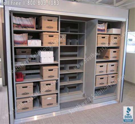 Records Tucson Sliding Box Shelving Archival Racks For Record Boxes Tucson