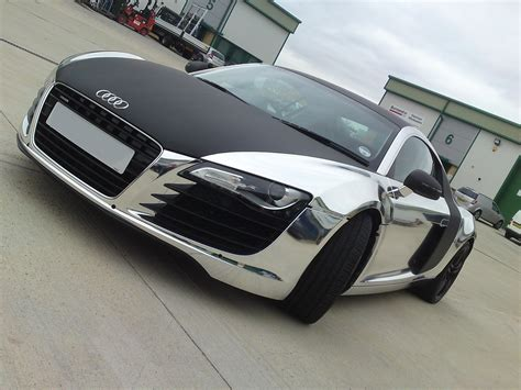 chrome wrapped cars chrome wrapture vehicle wraps