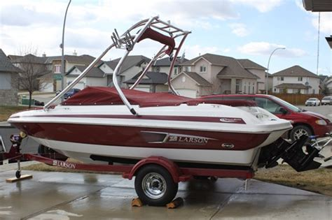 larson boats for sale alberta larson lx 850 2011 used boat for sale in calgary alberta