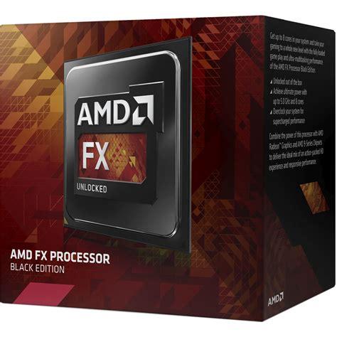 Jual Amd Fx 8350 by Amd 8 Fx 8350 4 Ghz Processor Fd8350frhkbox B H Photo