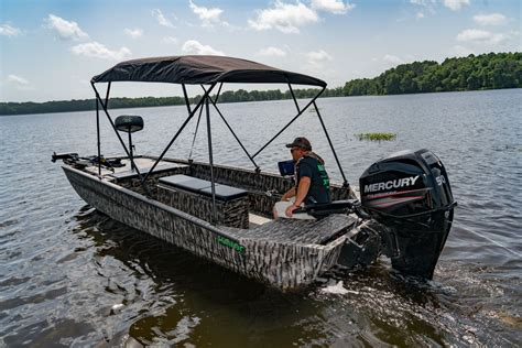 havoc boats crappie adventure series