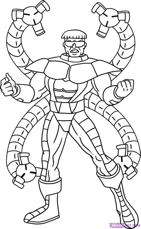 vision marvel coloring pages free coloring pages