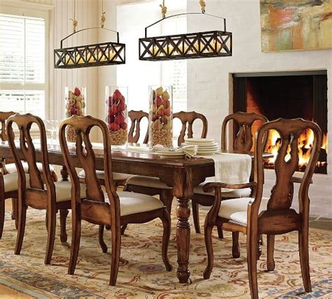 pottery barn dining rooms pinterest eva persian style rug pottery barn decor for the home