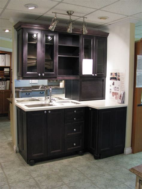 rona kitchen cabinets by sandra howie rona port perry displays traditional