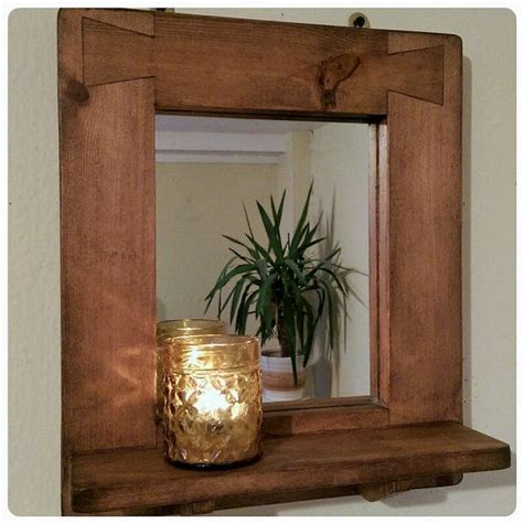 Handmade Wooden Mirrors - 16 best wooden bathroom cabinets handmade by marc wood