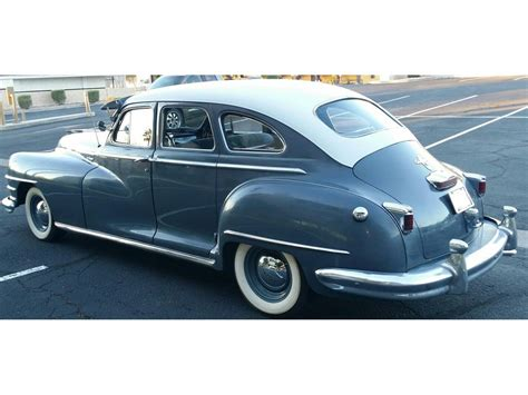 1948 Chrysler New Yorker by 1948 Chrysler New Yorker For Sale Classiccars Cc