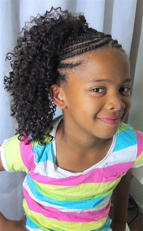 pictures of braids cornrows hairstyles for kids 40 fun funky braided hairstyles for kids hairstylec