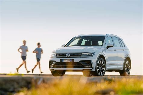 volkswagen tiguan 2016 r line news volkswagen s all new tiguan launches in australia