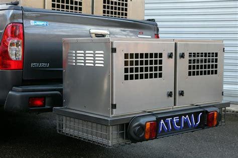 porte gibier pour voiture caisse 224 chien sur attelage 120x60 caisses 224 chiens