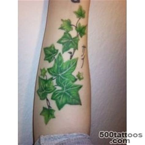 tattoo ivy meaning ivy tattoo designs ideas meanings images